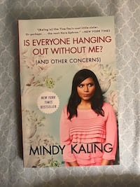 Is everyone hanging out without me? by mindy kaling book  Toronto, M6N 5H8