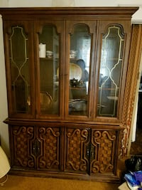 China Cabinet bought in 1950 great condition  Rockville, 20850