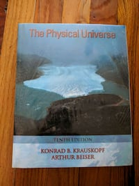The Physical Universe text book New York, 10029
