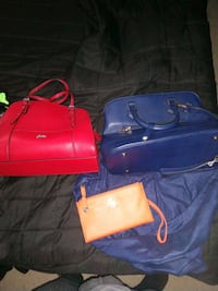 Guess and Italian purse with a wallet new  Miami, 33132