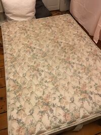 Double size mattress good conditions