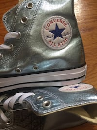 Metallic Converse-brand new with tags Scarborough, 04074