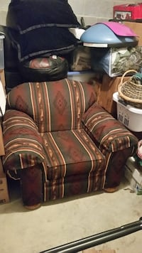 Southwestern style Chair (Couch available as well) Woodstock, 21163
