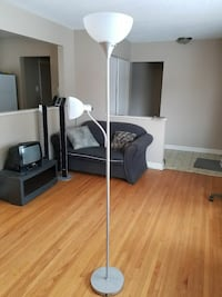 white torchiere lamp Calgary, T2W 0A3