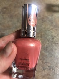 Brand new argan oil color therapy nailpolish Langford, V9B 6W3