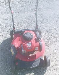 Red and black push mower Moyock, 27958