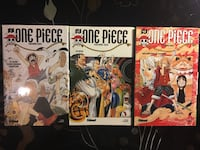 Collection manga : one piece  Le Vésinet, 78110