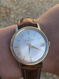 Vintage Eterna Matic Automatisk dress klokke
