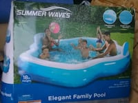 Summer waves family pool Des Moines, 50317