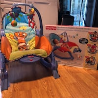 Gently used Fisher Price Potable Rocker Sherwood Park, T8H