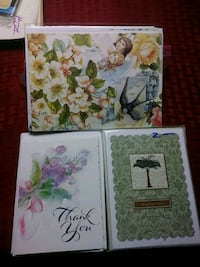 15 Blank thank you cards Tucson, 85712