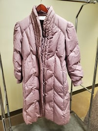 SIZE LARGE, GENUINE DOWN-FILLED WINTER COATS (2) Arlington, 22204