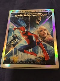 The Amazing Spider-Man 2 Blu-Ray 3D Takoma Park, 20912