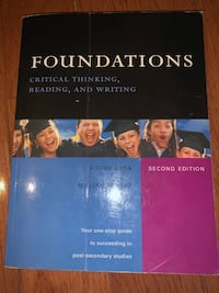 Foundations textbook Toronto, M3N