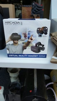 New Virtual Reality HeadSet