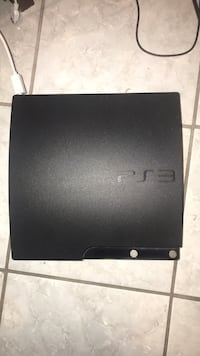 working ps3 without remotes/ just unit Santa Ana, 92704