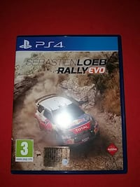 Gioco Rally PS4 7142 km