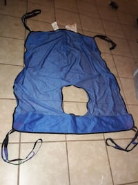 blue and white camping chair Tucson, 85711