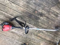 Homelite gas weed eater, lawn trimmer. Tuned up and runs great