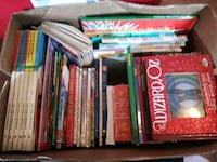 Two boxes of kids books Syracuse