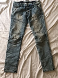 Men's Jeans, Distressed Palmdale, 93551
