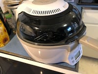 silvercrest hot air fryer with rotating basket