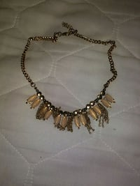 gold-colored chain necklace Fort Collins