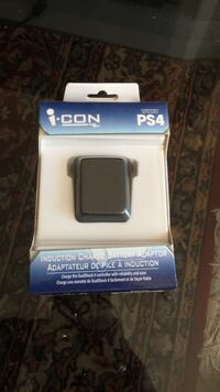 I-con PS4 battery adaptor with box Toronto, M6G