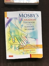 Personal support worker textbook  Barrie, L4N 6A1