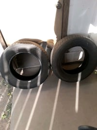 2 all season tires, Douglas and Fuzion. 225/60 R16 I know somebody nee Grand Junction, 81504