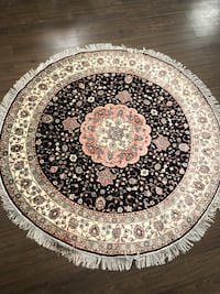 Silk Qum Carpet  Richmond Hill, L4B 4M6