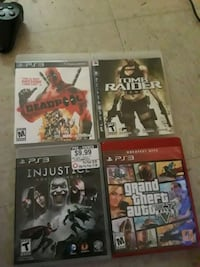 Ps3 games Oklahoma City, 73117