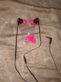 Barely used monster wired earbuds