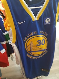 blue and yellow Los Angeles Lakers jersey MONTREAL