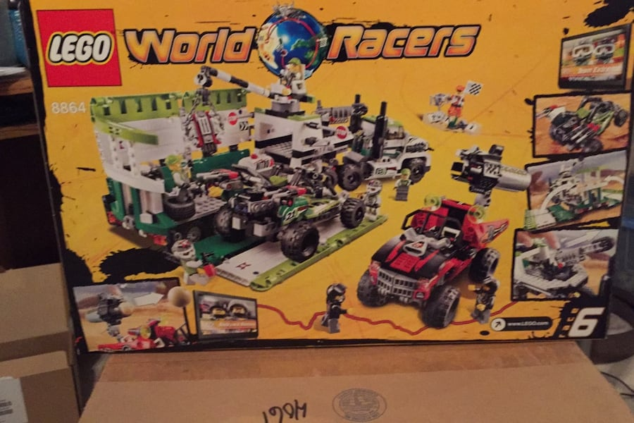 Lego world racers desert of destruction set number 8864 2d1ef453-61e3-4f88-9094-ac162c4c66ed