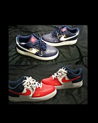 Air force one's Evans, 80620