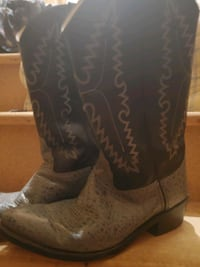 Faux Elephant Style Cowboy Boots Ingersoll, N5C 0A1
