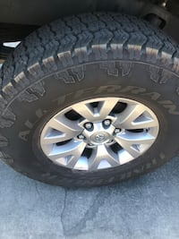 4 tires and Stock Toyota Tacoma Rims Las Vegas, 89119