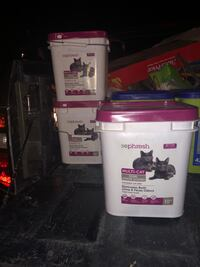 3 buckets of cat litter 30lb each Tucson, 85713