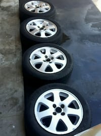 Michelin All seasons 15 Inch tires P185/60R15 Brampton