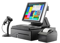 Point Of sales System or Cash register null