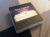 Apple Time Capsule (Airport Extreme Router) - 2TB Storage, Wireless-N WiFi