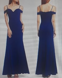 Size 10; Elegant Off the Shoulder Evening/Prom Dre Lewisville, 75067