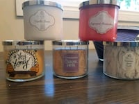 Bath and body works Candles Lethbridge, T1K 4L3