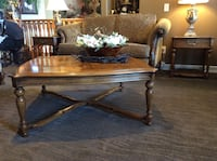 OFFER ACCEPTED on a Sklar Pepper Coffee Table plus Two Side Tables Sherwood Park, T8A 6A6