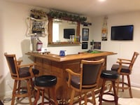 Full home bar all included Centreville