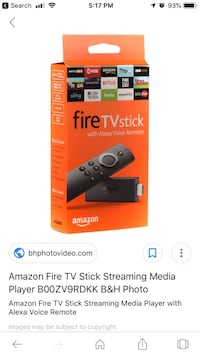 Amazon Fire TV brand new  Falls Church, 22043