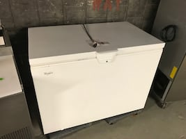 Whirpool Deep / Chest Freezer - Great Working Condition