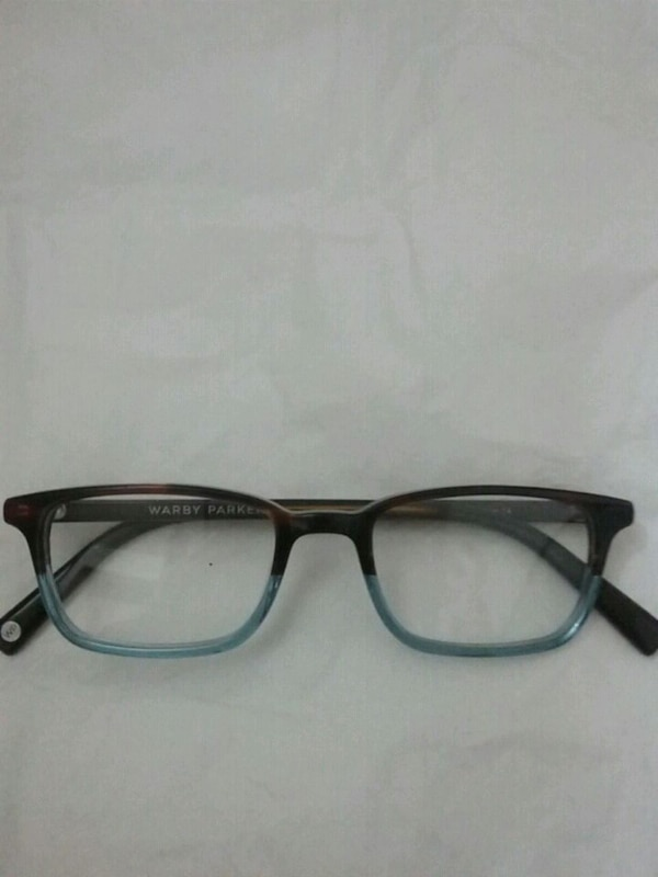 86082b6aa32 Used Warby Parker Oliver Eastern Bluebird Fade for sale in New York - letgo