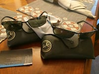 Ray-Ban, 2 pair with cases Severna Park, 21146